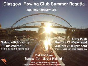 GRC Summer Regatta 2017 13th of May