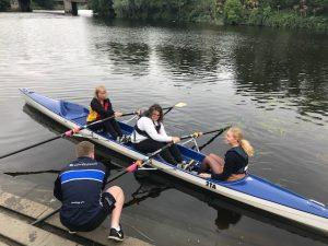 Zupełnie nowe Glasgow Rowing Club FR49